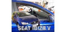 Ofuky oken Seat Ibiza V 5-dvéř. 2017-2018