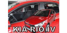 Ofuky oken KIA Rio IV 2017- (+zadní) htb