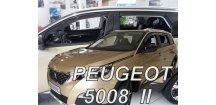 Ofuky oken Peugeot 5008 II 2017- (+zadní)
