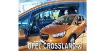 Ofuky oken Opel Crossland X 2017-