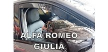Ofuky oken Alfa Romeo Giulia 2016-2017