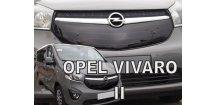 Zimní clona Opel Vivaro B 2014-2018 • horní