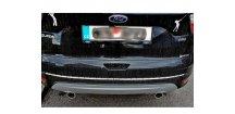 Kryt prahu pátých dveří Ford Kuga II FL 2016-2018 • nerez