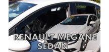 Ofuky oken Renault Megane IV 2017-2018 (+zadní) GrandCoupe