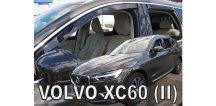 Ofuky oken Volvo XC60 II 2017-2018 (+zadní)