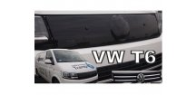 Zimní clona VW T6 Caravelle 2015-2018 • horní • chromovaná mřížka