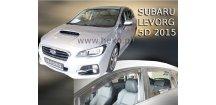 Ofuky oken Subaru Levorg 2015-2018 (+zadní)