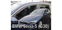 Ofuky oken BMW 5 G30 2017-2018 (+zadní) Sedan
