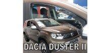 Ofuky oken Dacia Duster II 2018-