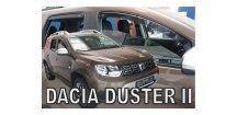 Ofuky oken Dacia Duster II 2018- (+zadní)