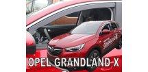 Ofuky oken Opel Grandland X 2017-2018