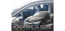 Ofuky oken Honda Civic X 2017-2018 sedan