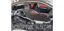 Ofuky oken Honda Civic X 2017-2018 (+zadní) sedan