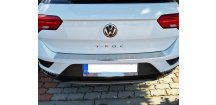 Kryt prahu pátých dveří VW T-Roc 2018- • nerez
