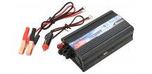 Měnič napětí 12/230V 550W • USB