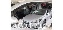 Ofuky oken Subaru Impreza V 2016-2018 htb (+zadní)