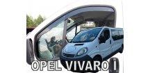 Ofuky oken Opel Vivaro A 2001-2014 • dlouhé