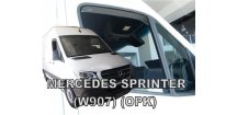 Ofuky oken Mercedes Sprinter W907 2018- OPK (krátké)
