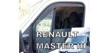 Ofuky oken Renault Master 2010-2018 • dlouhé