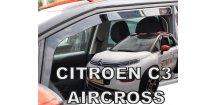 Ofuky oken Citroen C3 Aircross 2017-2018