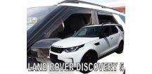Ofuky oken Land Rover Discovery V 2017-2018 (+zadní)