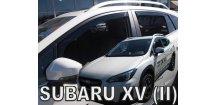 Ofuky oken Subaru XV II 2017-2018 (+zadní)