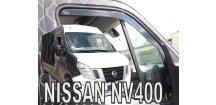 Ofuky oken Nissan NV400 2011-2018 • dlouhé