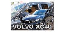 Ofuky oken Volvo XC40 2018- (+zadní)