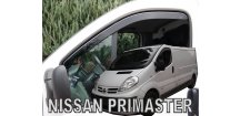 Ofuky oken Nissan Primastar 2001-2014 • dlouhé