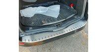 Kryt prahu pátých dveří Ford Mondeo IV 2007-2010 Combi • nerez