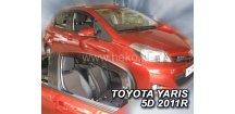 Ofuky oken Toyota Yaris III 5-dvéř. 2011-2018