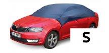 Ochranná plachta auta krátká vel. S 2,3x1,5x0,6 m, nylonová