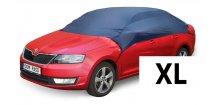 Ochranná plachta auta krátká vel. XL 2,9x1,7x0,6 m, nylonová