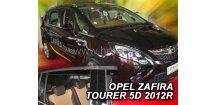 Ofuky oken Opel Zafira C Tourer 2012-2018 (+zadní)
