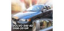 Ofuky oken Volvo S60 2000-2010 (+zadní)
