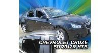 Ofuky oken Chevrolet Cruze 2011-2015 (+zadní) htb