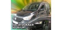 Ofuky oken Dacia Dokker 2012-2017