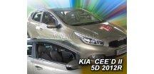 Ofuky oken KIA Ceed II 2012-2018