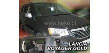 Ofuky oken Lancia Voyager Gold 2011-2016 (+zadní)