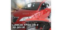 Ofuky oken Lancia Ypsilon II 2011-2018 (+zadní)
