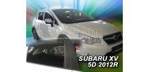 Ofuky oken Subaru XV 2012-2016 (+zadní)