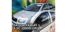 Ofuky oken Škoda Fabia I 1999-2007