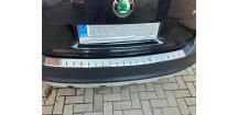 Kryt prahu pátých dveří Škoda Yeti 2009-2013 • nerez