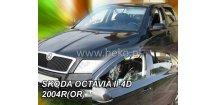 Ofuky oken Škoda Octavia II 2004-2012
