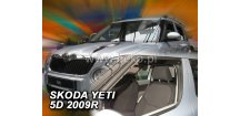 Ofuky oken Škoda Yeti 2009-2017