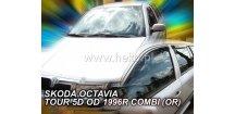 Ofuky oken Škoda Octavia I 1998-2010 (+zadní) Combi
