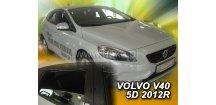 Ofuky oken Volvo V40 2012-2018 (+zadní)