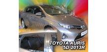Ofuky oken Toyota Auris 2013-2018 (+zadní) htb