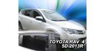 Ofuky oken Toyota RAV4 IV 2013-2018 (+zadní)
