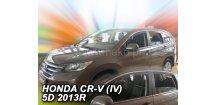 Ofuky oken Honda CR-V 2012-2016 (+zadní)